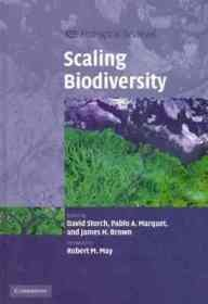 Scaling biodiversity - Storch, Marquet, Brown